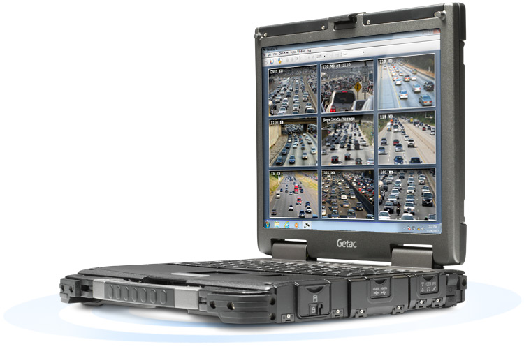 Getac B300 Ultra Rugged Notebook