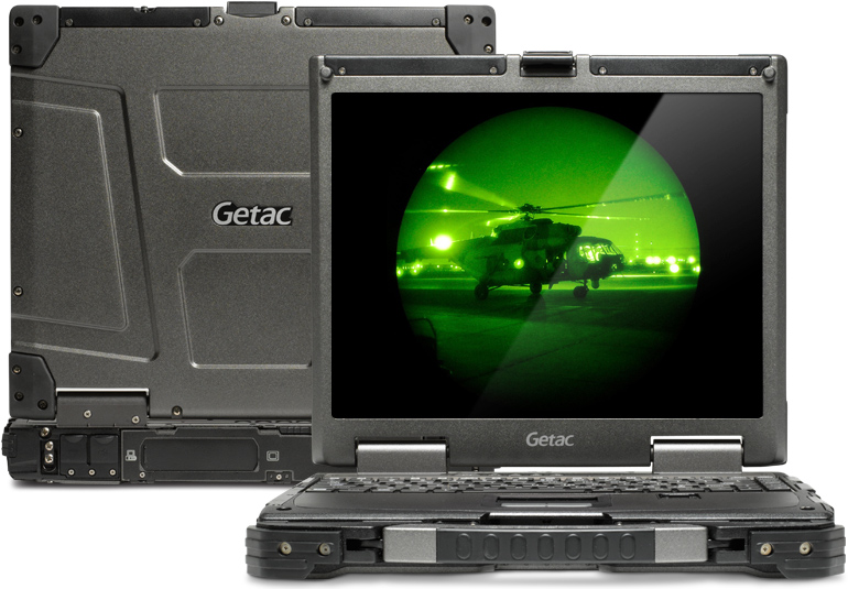 Built To Survive Only Getac Manufactures Rugged Laptop
