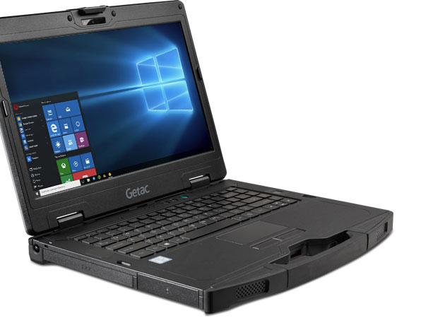 Getac S410 Semi Rugged Notebook