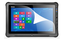 Getac F110 Rugged Tablet Accessories